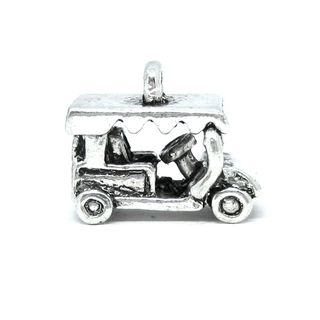 Anhänger Charm Golf Car Metall DIY