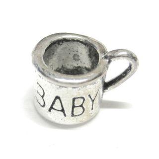 Anhänger für charms babytasse mm metall diy