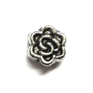 Perle Spacer Rose Metall DIY